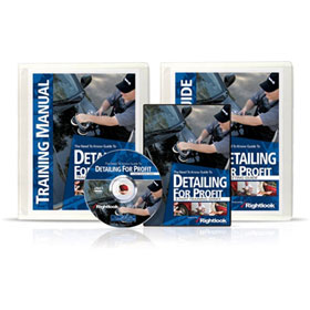 Auto Detailing Training DVD Video Series