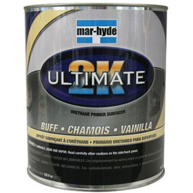 3M Mar-Hyde Ultimate 2K Urethane Primer Surfacer - Buff