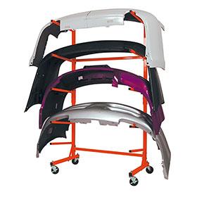 ProLific Super Mega Mobile Bumper Caddy