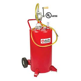 John Dow 25-Gallon Gas Caddy JDI-FC-25GC