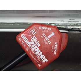 Steck Al Skin Zipper Door Skinning Tool - 21892