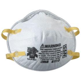 3M Particulate Respirator N95 - 07048