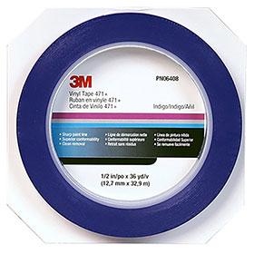 3M Vinyl Tape 471+
