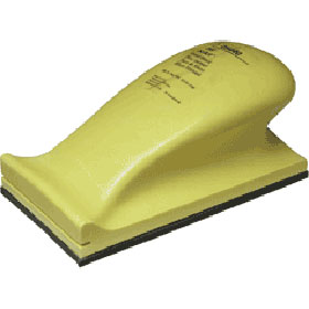 "3M Stikit 5"" x 2-3/4"" Hard Hand Blocks - 05440"