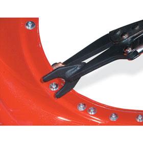 Steck Plugweld Pliers - 23230
