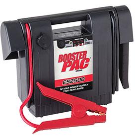 Booster Pac 900 Peak Amp 12 Volt Jump Starter - ES2500