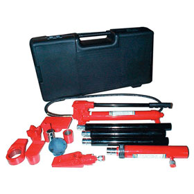 Wisdom 10-Ton Portable Power Kit