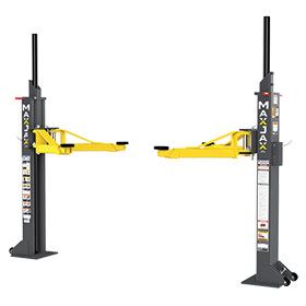 Bendpak MaxJax™ Portable Two-Post Car Lift