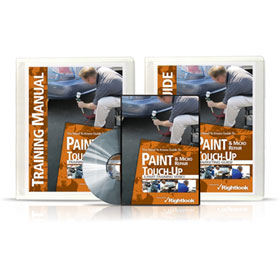 Paint Touch-Up Training Video Series