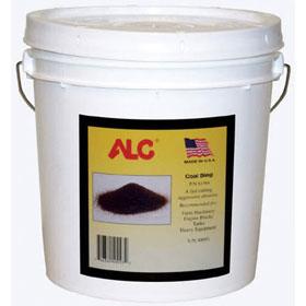 ALC Coal Slag Blasting Media - 25 lbs