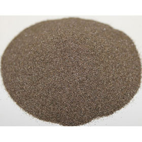 ALC Aluminum Oxide Sand Blasting Media - 25 lbs