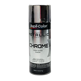 Dupli-Color Chrome Metallic Paint - CS101