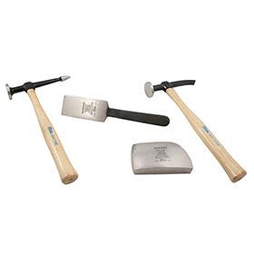 Martin 4 Piece Hammer & Dolly Set