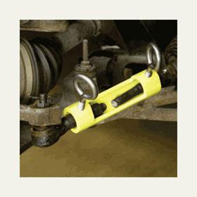 Steck Tie Rod Coupler - 71470