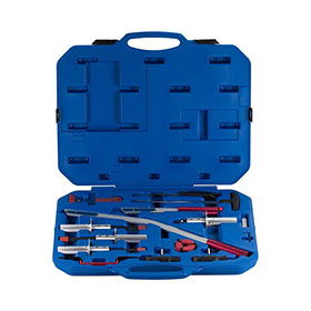 Glass Technology 14 Piece Windshield Removal Tool Set - AGKK