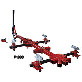 Champ Spider Portable 10 Ton 4 Clamp Frame Straightener Frame Straightening Auto Body Toolmart