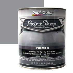 Dupli-Color Paint Shop Finishing System Gray Primer - BSP100