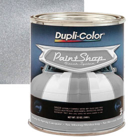Dupli-Color Paint Shop Finishing System Brilliant Silver Paint - BSP202