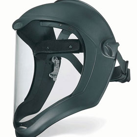 Uvex Bionic Face Shield - S8500