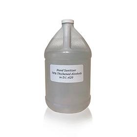 Bulk Hand Sanitizer (1-Gallon)