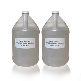 Bulk Hand Sanitizer (2-Gallons)