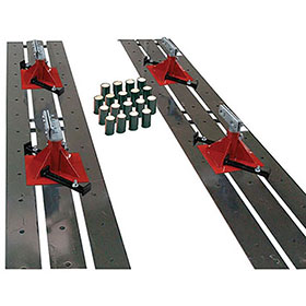 Champ Drive-On Flat Rack Floor System - 4014