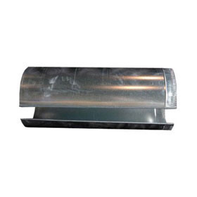 Col-Met 3 Foot Duct Section For Use With Chimney Kit