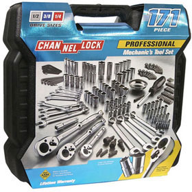 Channellock 171 pc. Mechanic's Tool Set - 39053