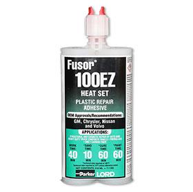 Lord Fusor Plastic Panel Repair Adhesive (Heat Set) - 100EZ