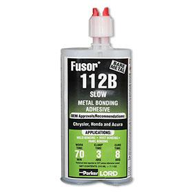 Lord Fusor Metal Bonding Adhesive (Slow) - 112B