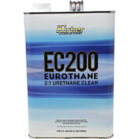 Kirker Eurothane H/S 2:1 Clear - EC200