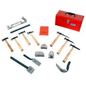 Martin Hammer & Dolly Kit with Wood Handles - 691K