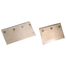 """6"""" Replacement Plate for Mo-Clamp Wider Tack-n-Pull with Pull Plates - 0806"""