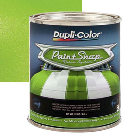 Dupli-Color Paint Shop Finishing System Sublime Green Pearl Paint - BSP208