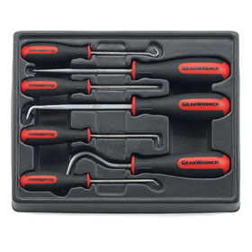 Gearwrench 7pc. Hook and Pick Set - 84000D