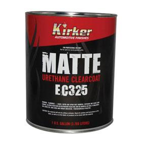 Kirker Matte Urethane Clearcoat - EC325