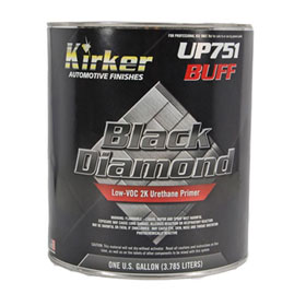 Kirker Black Diamond Low-VOC 2K Urethane Primers
