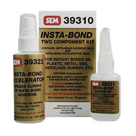 SEM Insta-Bond 2 Component Kit -39310