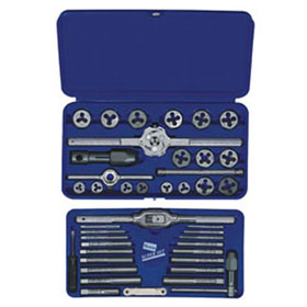Irwin 41pc. Metric Hex Tap & Die Super Set - 26317