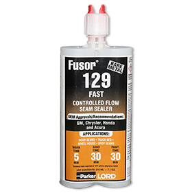 Lord Fusor Controlled Flow Seam Sealer, Fast - 129