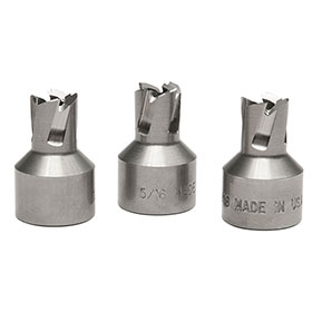 """Blair Rotabroach Sheet Metal Hole Cutter 5/16"""" Bits - 11104-3"""
