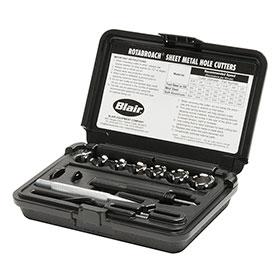 Blair Rotabroach Sheet Metal Cutter Kit - 11090