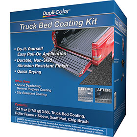 Dupli-Color Truck Bed Coating Kit - TRG302K