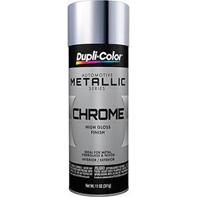 Dupli-Color Chrome Metallic Paint - CS101