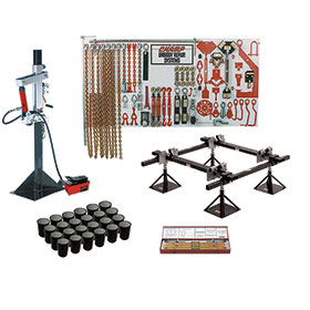Champ Heavyweight System with #8788 Tool Board - 8810
