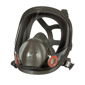 3M Full Facepiece Reusable Respirator 6800 Medium - 54146