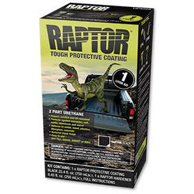 U-POL Roll-On Raptor Bed Liner