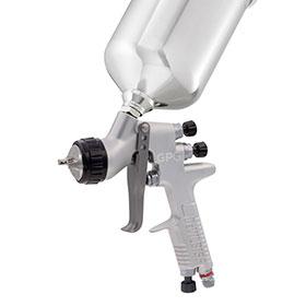 DeVilbiss GPG Gravity HVLP & High Efficiency Primer Gun Kit