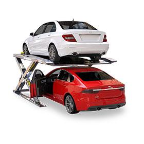 BendPak 6000 Lb. Autostacker Parking Lift Platform, 208-240V, 50/90HZ, 1-Phase
