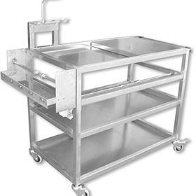 Tuxedo iDEAL Paint Storage Mixing Table & Dispenser